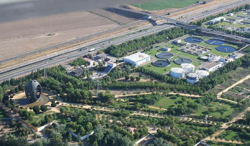 La Agencia Catalana del Agua licita el contrato de operación y mantenimiento de la EDAR de Terrassa