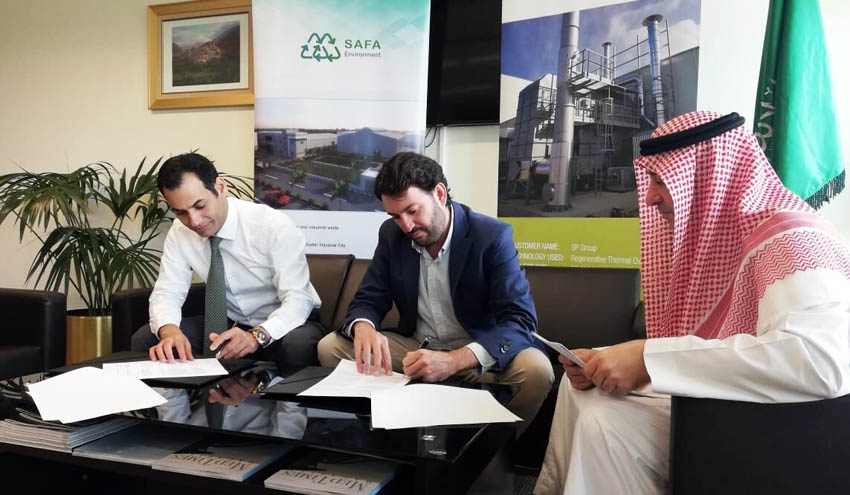 Tecam Group entra en el capital de SAFA Environment como accionista