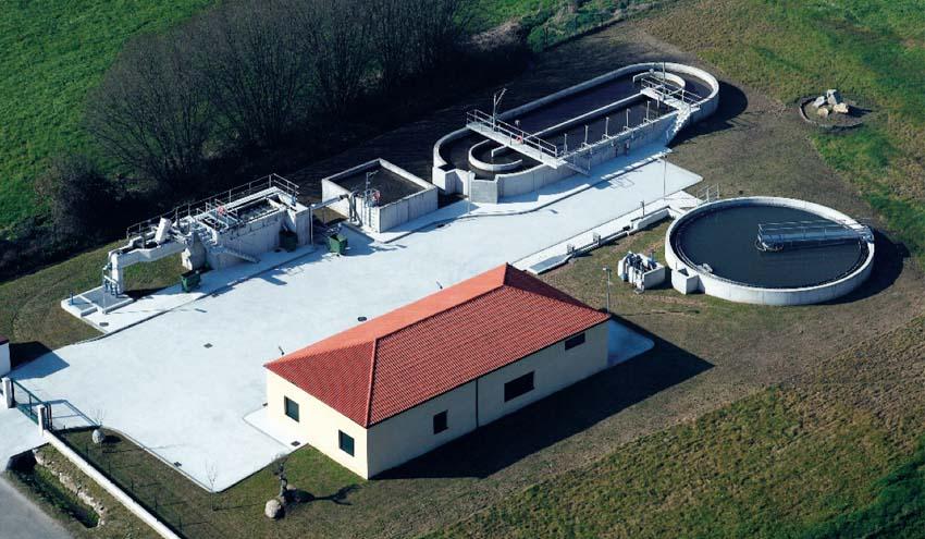 DAM investiga como mejorar la eficiencia energética de pequeñas depuradoras