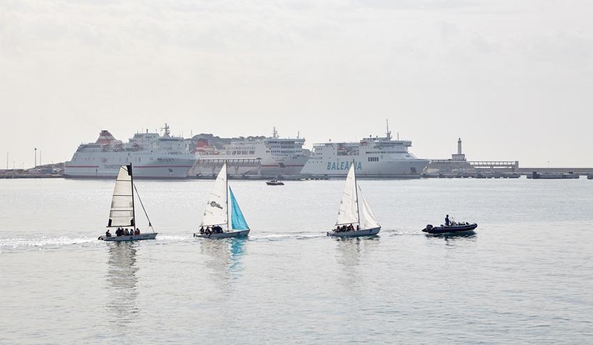 La tecnología de KUNAK y LABAQUA monitorizarán la calidad del aire de los puertos baleares
