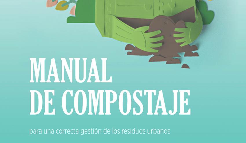 Sogama edita un manual de compostaje en el marco del proyecto europeo Res2ValHum