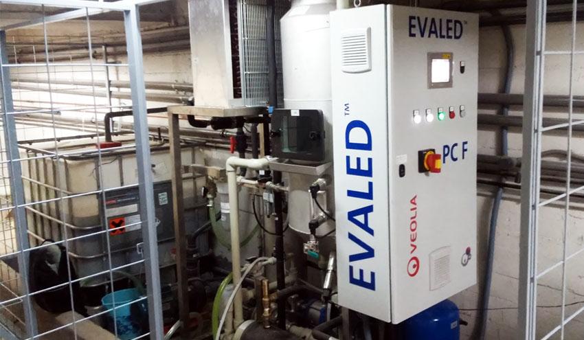 El Hospital Ramón y Cajal elige la tecnología EVALED® para la evaporación de sus efluentes