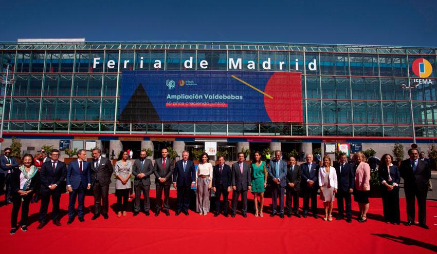 IFEMA presenta su proyecto de ampliación hacia Valdebebas