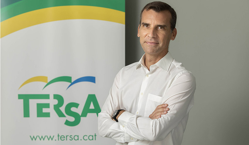 Oriol Vall-llovera, nuevo gerente del Grupo TERSA