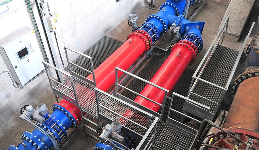 Canal de Isabel II estudiará el aprovechamiento energético en sus infraestructuras del subsuelo