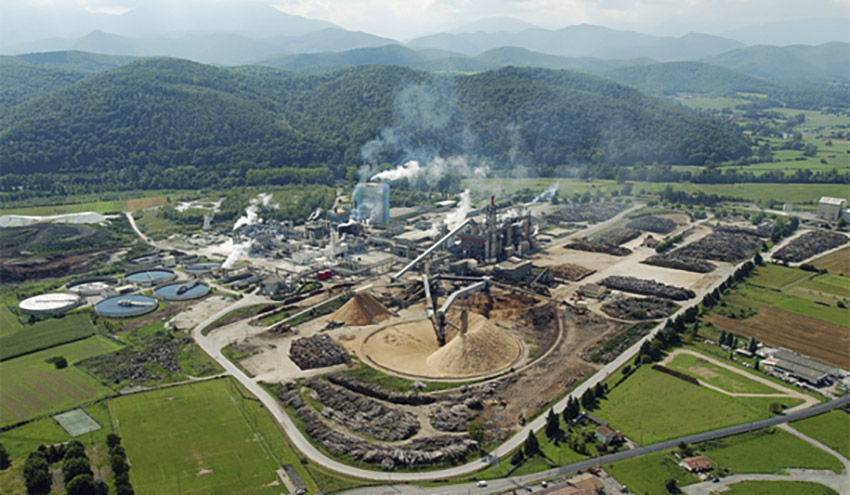 Veolia modernizará los procesos de concentración y evaporación en la planta de Fibre Excellence en Saint Gaudens