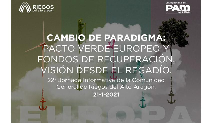 Saint-Gobain PAM, patrocinador de la 22 Jornada Informativa de Riegos del Alto Aragón