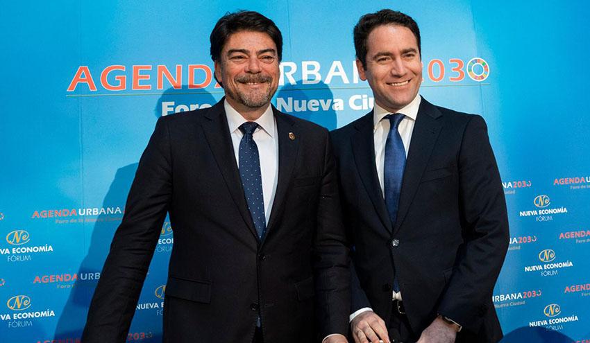 Entidades mixtas: clave de colaboración entre empresas y ayuntamientos. El caso de Alicante