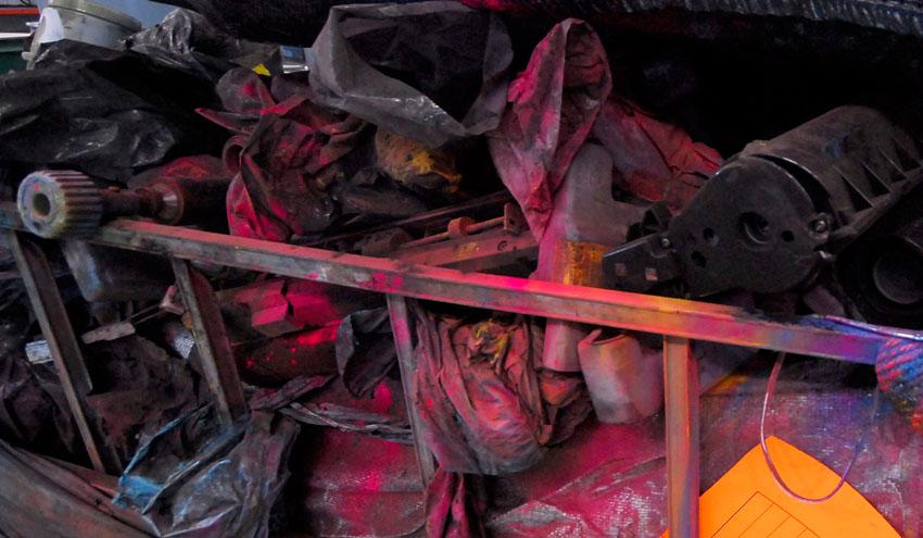 Con un reciclado adecuado se podrían recuperar el 100% de los materiales de los cartuchos de tóner