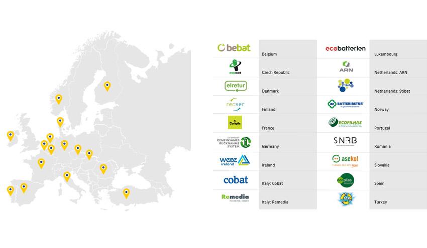 Ecopilas actuará como anfitrión de la Asamblea General de la patronal europea de reciclaje de pilas