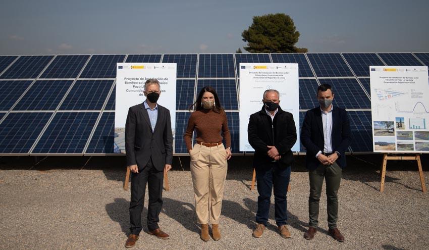 El nuevo regadío de Llíria, Valencia, reducirá la emisión de C02 en 1.000 toneladas/año