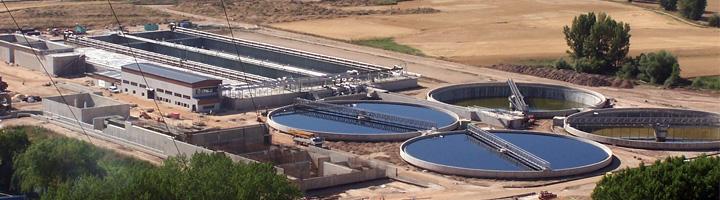 Entra en funcionamiento la nueva línea de aguas de la EDAR de Burgos