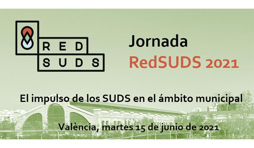 El impulso de los SUDS en el ámbito municipal: eje de debate de la próxima jornada REDSUDS 2021