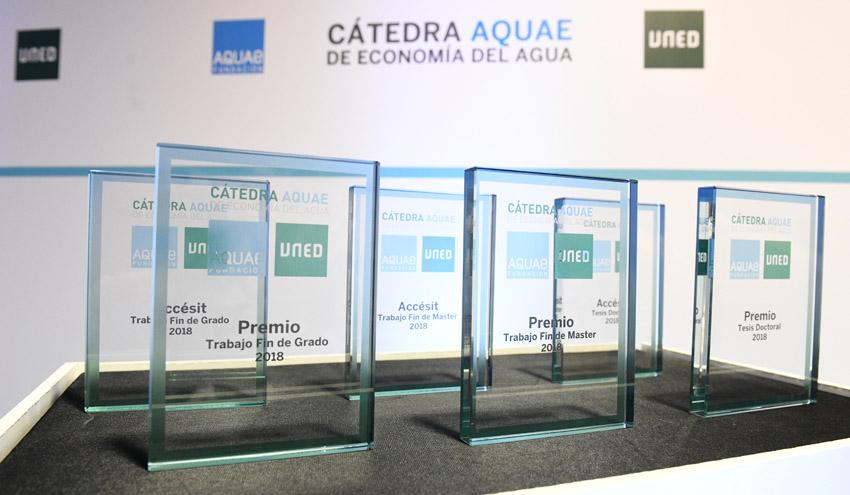 La Cátedra Aquae convoca la VI edición de los Premios de Investigación en Economía del Agua