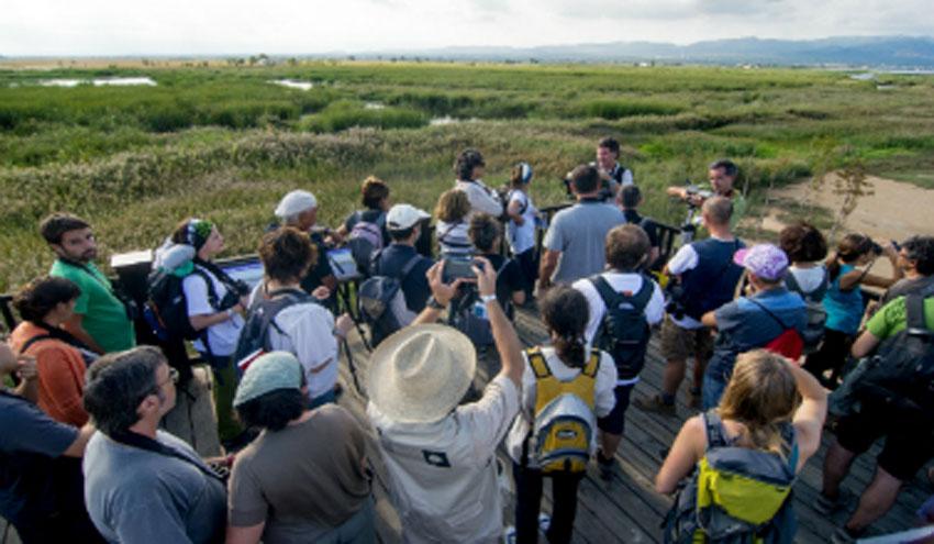 Agbar y el Instituto Catalán de Ornitología impulsan el voluntariado empresarial en el ámbito medioambiental
