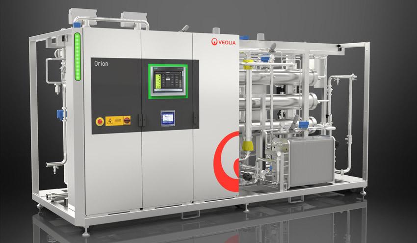 Laboratorios Syva deposita su confianza en Veolia para la producción de agua purificada