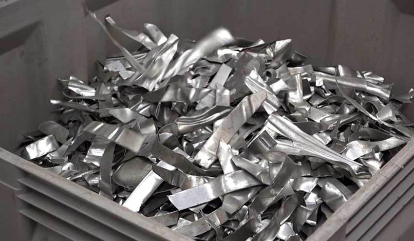 STEINERT pone en servicio la primera instalación industrial LIBS para la separación de aleaciones de aluminio