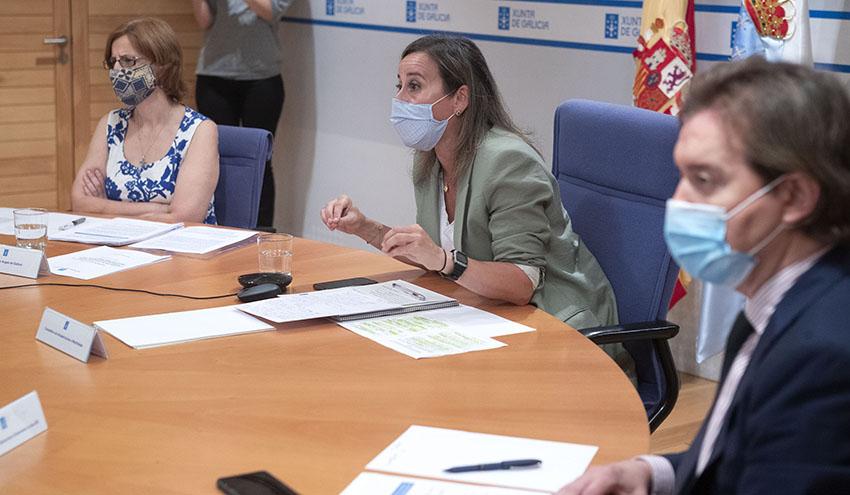 Galicia aspira a ser de nuevo un referente en la captación de fondos para una gestión sostenible del agua