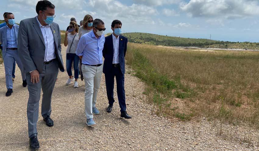 La Agencia de Residuos de Cataluña invierte 30 millones en el depósito controlado de residuos de Vall d'en Joan