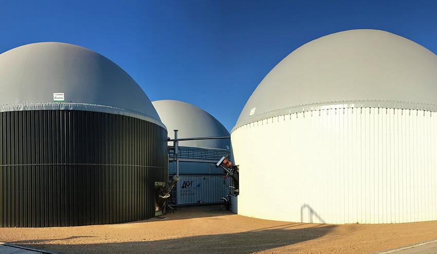 Biometagás La Galera será el primer proyecto privado en inyectar biometano a la red de gas