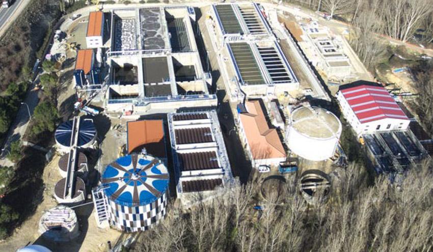 GS Inima se adjudica la explotación de la depuradora de Segovia