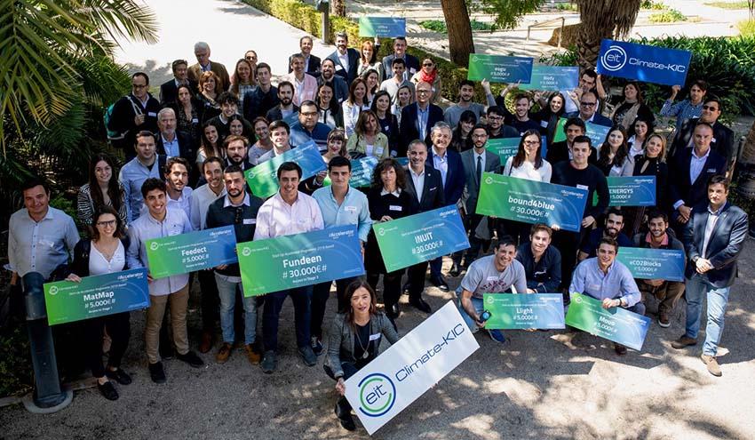 16 proyectos españoles se suman al mayor programa de aceleración de start-ups de impacto climático en Europa