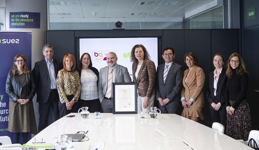 SUEZ, una compañía comprometida con la inclusión de políticas en favor de las personas con discapacidad