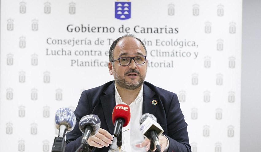 Canarias no contemplará la incineración en su nuevo plan de residuos