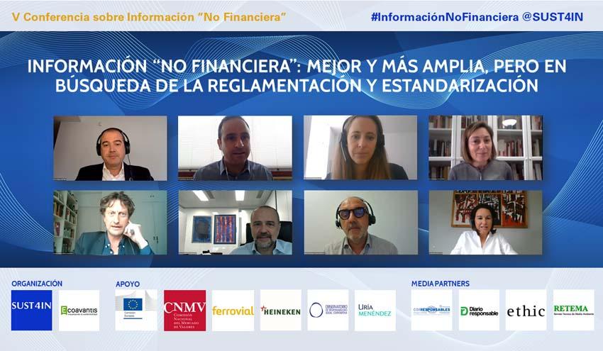 """Información """"No Financiera"""": Mejor y más amplia, pero en búsqueda de la reglamentación y estandarización"""