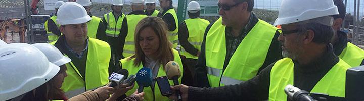La Junta de Andalucía invierte 10,2 millones de euros en la nueva EDAR de Úbeda