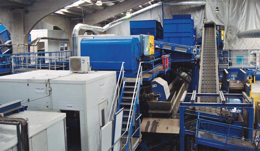 La Diputación de Granada instalará en la Planta de Alhendín un innovador sistema de reciclaje de muebles y enseres