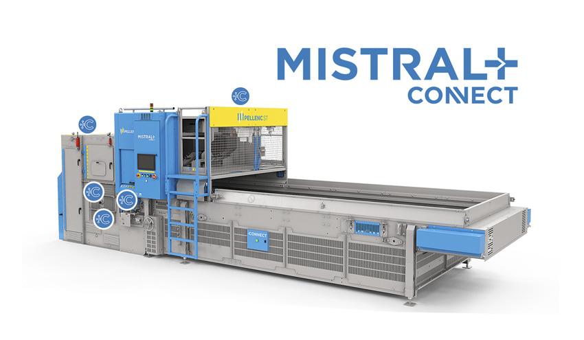 Mistral+ Connect: la nueva referencia en materia de clasificación inteligente de residuos