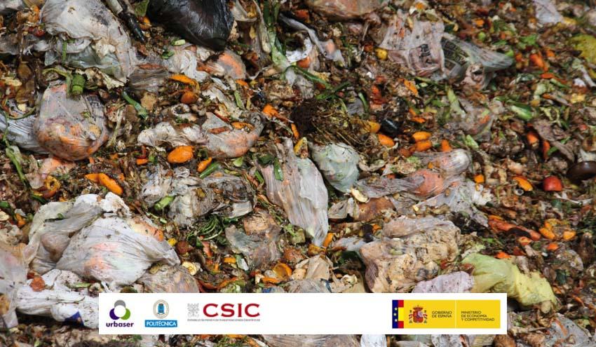 Concluye el proyecto REFORBIO sobre recuperación de fracción orgánica de residuos como biochar