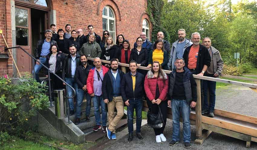 Promedio participa en el proyecto SYMBI de intercambio de experiencias en materia de economía circular