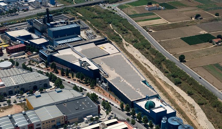 El Centre de Residus del Maresme, uno de los principales generadores de energías renovables en Cataluña