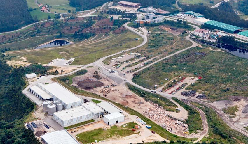Cogersa adjudica en 58 millones de euros la nueva planta de reciclaje de la fracción resto de residuos