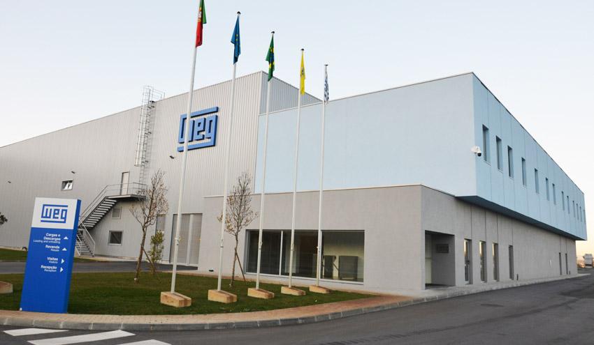 WEG pone en marcha su nueva fábrica en Europa