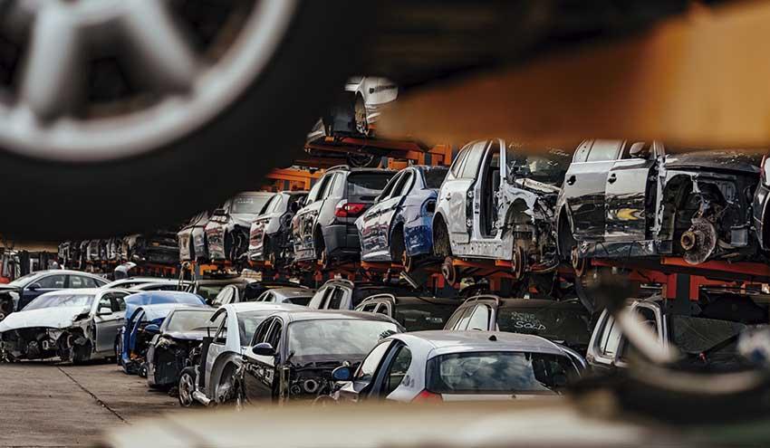 Panorama actual en la industria del reciclaje de vehículos fuera de uso