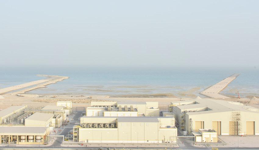 ACCIONA financiará un proyecto de Inteligencia Artificial en la desaladora catarí de Umm Al Houl