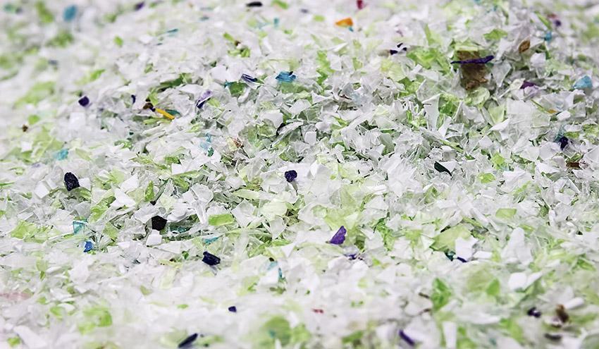 Patentan un novedoso proceso que mejora el reciclado químico de plásticos