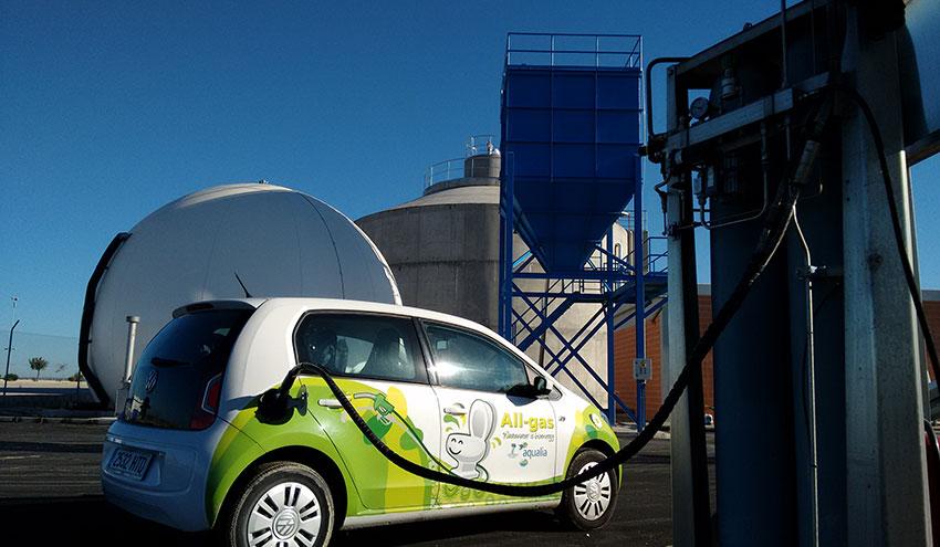 Así logra Aqualia reducir el impacto ambiental de procesos y servicios
