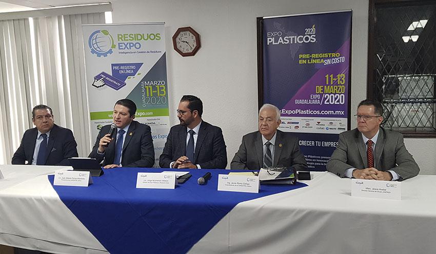 Expo Plásticos presentará innovaciones ante los retos globales del sector