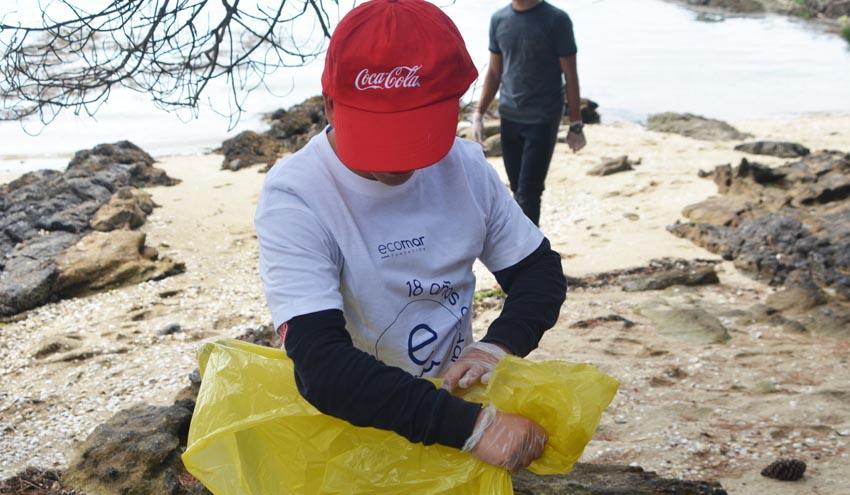 Mares Circulares, el mayor plan de limpieza de costas y fondos marinos de Coca-Cola en España y Portugal