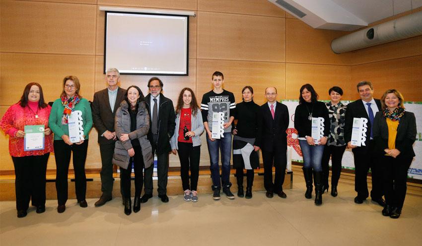 Presentados los cinco proyectos asturianos para los Premios Europeos de Prevención de residuos