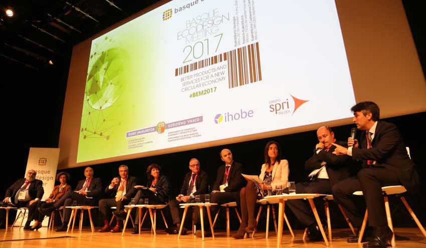 Más de 700 personas llenarán el Basque Ecodesign Meeting 2020 en Bilbao