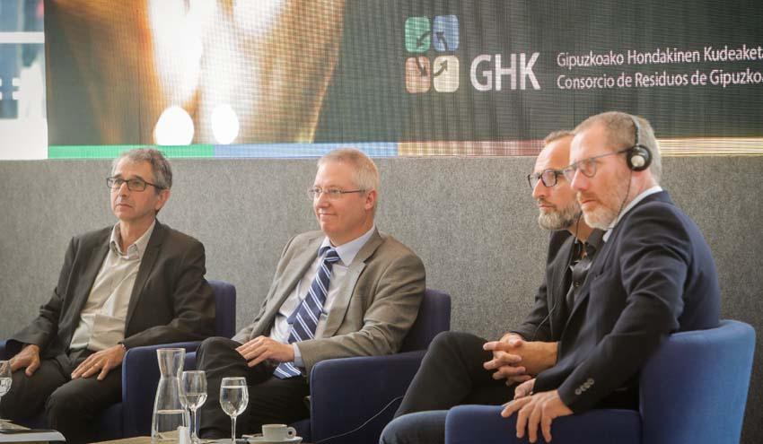 El Complejo Medioambiental de Gipuzkoa, pieza clave para impulsar la economía circular en Gipuzkoa