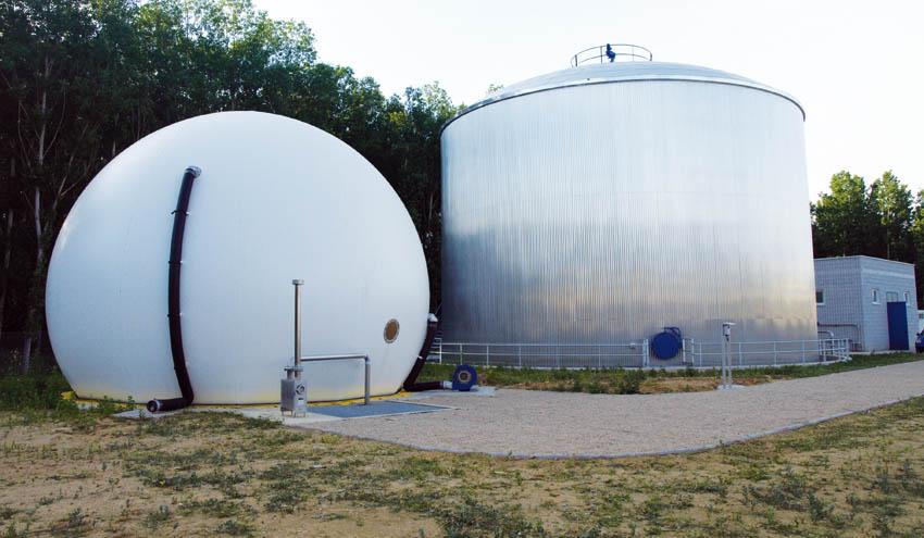 Ferrovial y Enagás impulsarán conjuntamente proyectos de biogás
