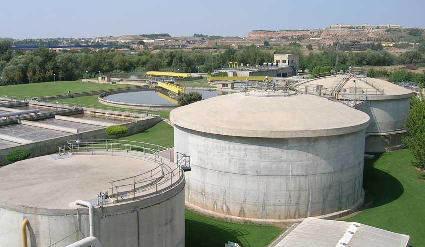 Ecociudad Zaragoza invertirá 9,9 millones de euros en 2021 en la mejora del saneamiento y la depuración
