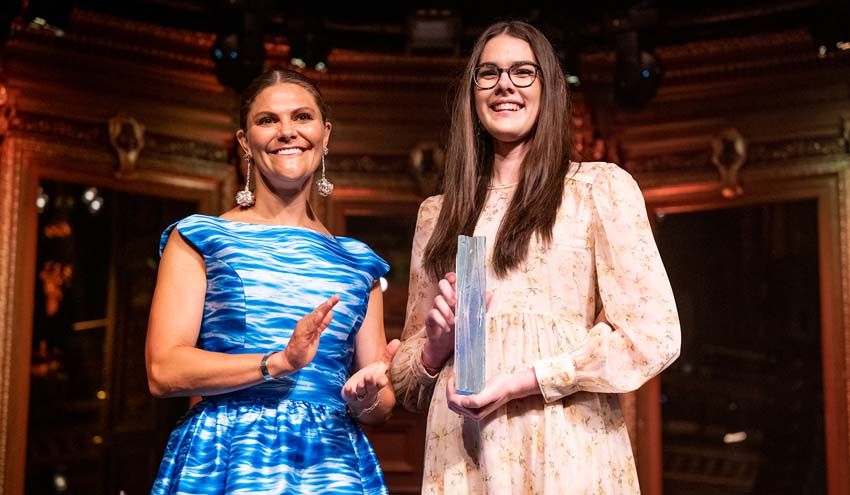 Recta final del certamen internacional del  'Nobel' del Agua juvenil