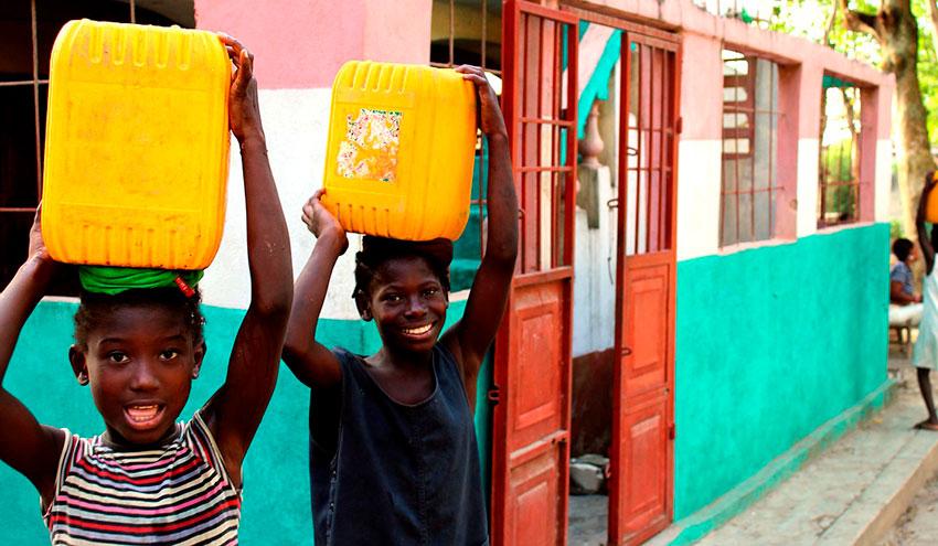 La rehabilitación del sistema de agua potable de la Villa de Jeremie en Haití llevará el sello de Incatema
